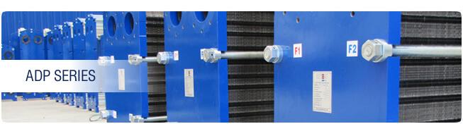 Plate Heat Exchangers in qatar