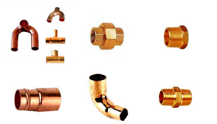 Copper Pipes distributor in qatar